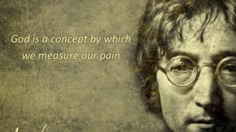 Цитат на john lennon