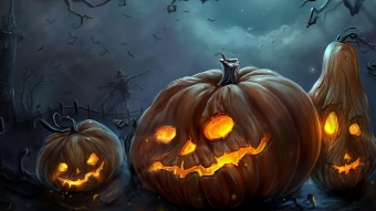 Halloween cover for Facebook