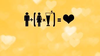 fórmula del amor