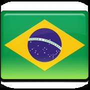brazil sticker