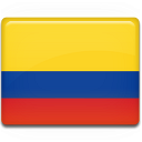 colombia sticker