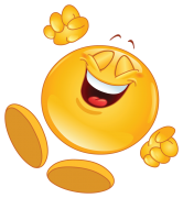 happy emoticon sticker
