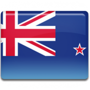new zealand sticker