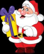 santa claus sticker sticker