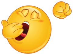 yawning emoticon sticker