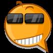cool emoticon sticker