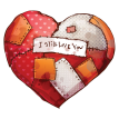 i still love you sticker
