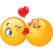 Facebook Stickers - Love