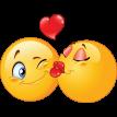 Facebook Stickers - Love