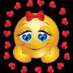 women in love sticker