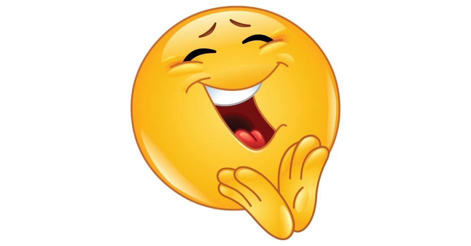 Cheerful emoticon clapping Facebook Emoticons Code Clap