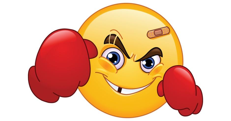 Fighter Emoticon